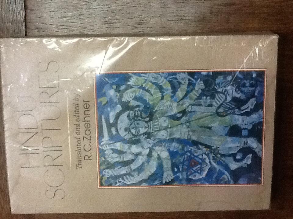 . Hindu Scriptures .