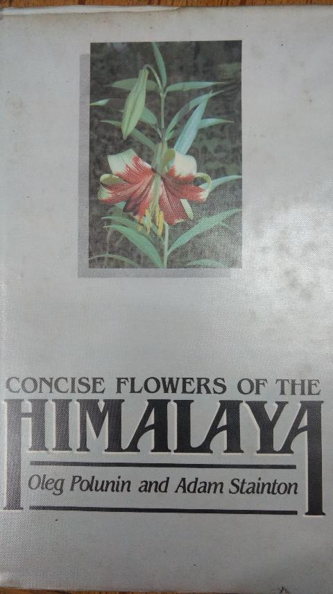 . Concise flowers of the Himalayan .